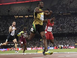 Jamaicaan rekent opnieuw af met Justin Gatlin