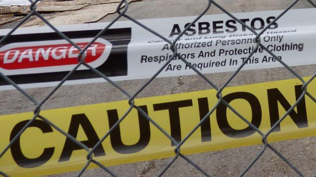 Canadees dorp wil geen Asbestos meer heten