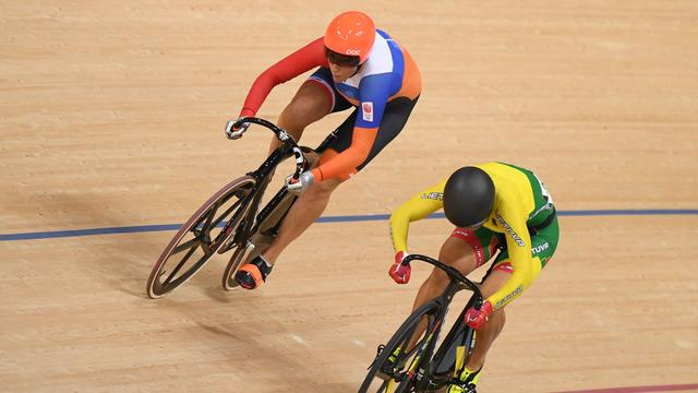 Ligtlee naar kwartfinales in sprinttoernooi, Veldt terug in top tien omnium
