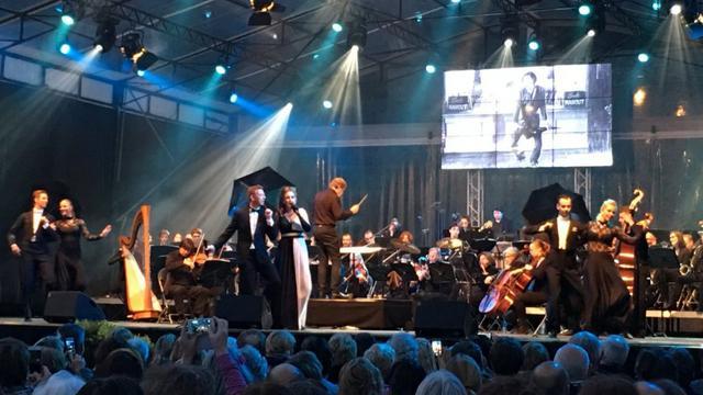 Spanjaardsgatconcert 2016: 'Een van de mooiste uitvoeringen'