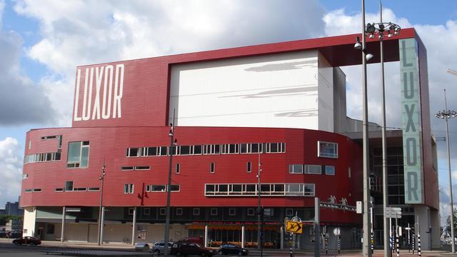 Luxor Theater Rotterdam haalde bezoekersrecord in 2018