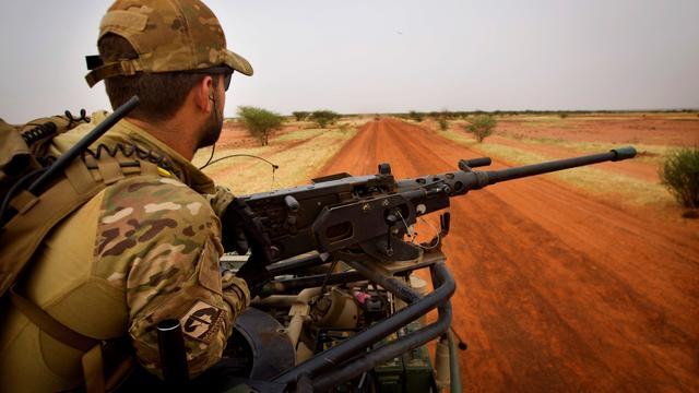 Kabinet gaat militaire missie in Mali afbouwen