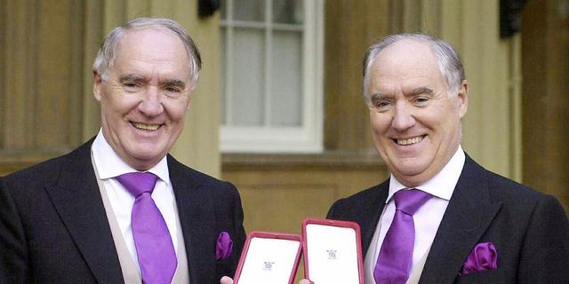 Mediamagnaat en miljardair Sir David Barclay overleden op 86-jarige leeftijd