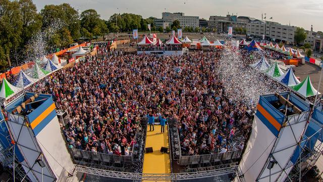 Weekendtips Breda: Breda in Concert en Open Dag NAC