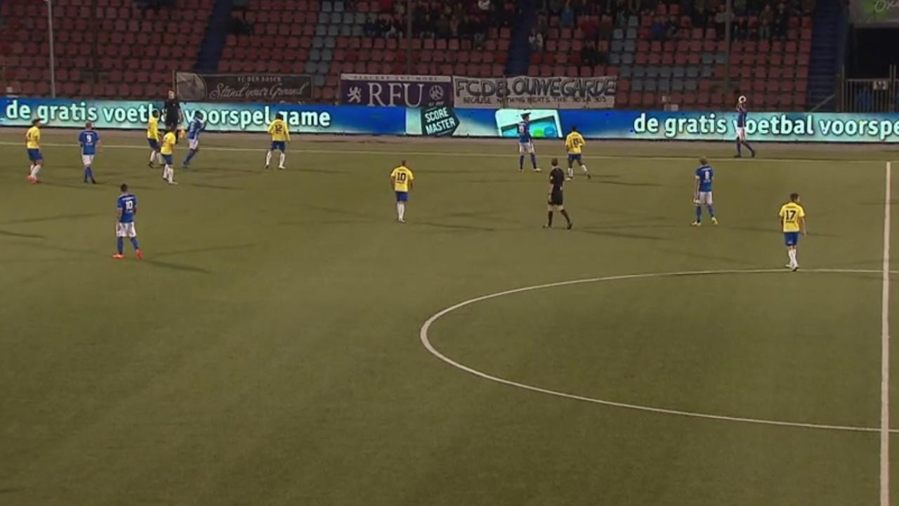 Samenvatting FC Den Bosch-SC Cambuur