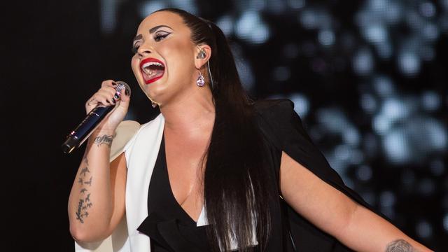Zangeres Demi Lovato en model Austin Wilson maken relatie bekend