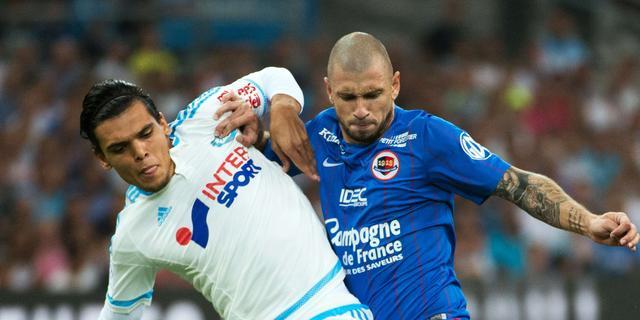Rekik debuteert met nederlaag bij Olympique Marseille
