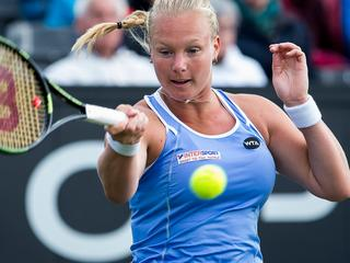 Bouchard en Hewitt direct uitgeschakeld in Rosmalen