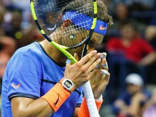 Spanjaard is er al vijf Grand Slams op rij niet in geslaagd laatste acht te bereiken