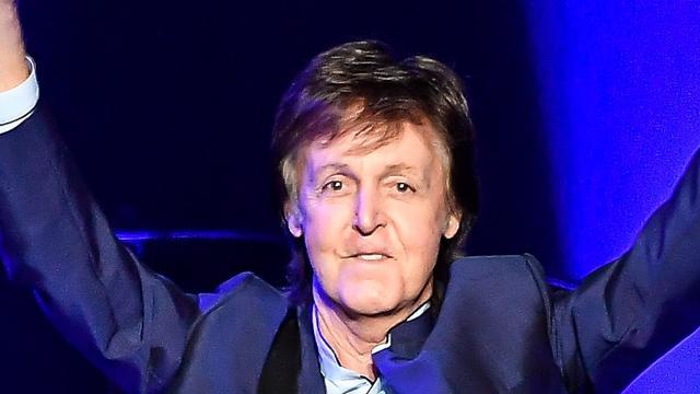 Paul McCartney speelt voor het eerst The Beatles-nummers als solo-artiest
