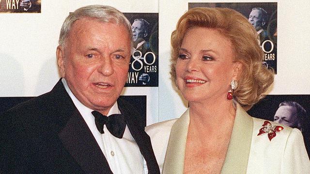 Weduwe van Frank Sinatra op 90-jarige leeftijd overleden
