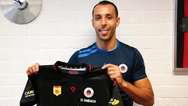 El Hamdaoui (34) keert na bijna veertien jaar terug bij Excelsior