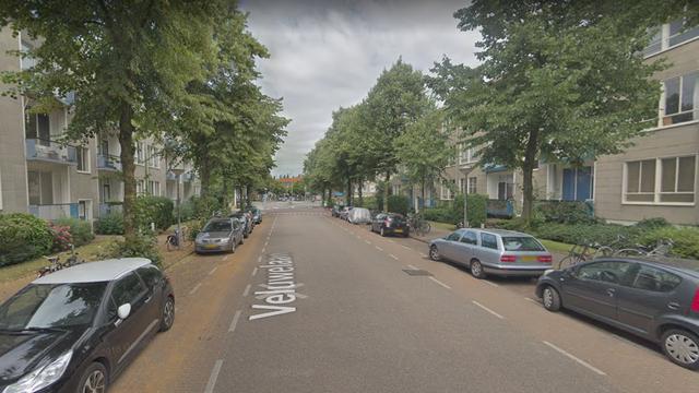 Politie vindt gestolen motor in bestelbus aan de Veluwelaan in Rijnbuurt