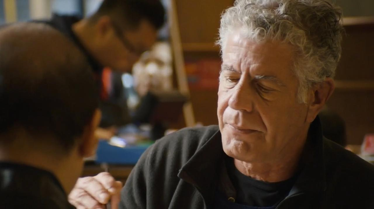 Overleden Anthony Bourdain sprak openhartig over drugsverleden