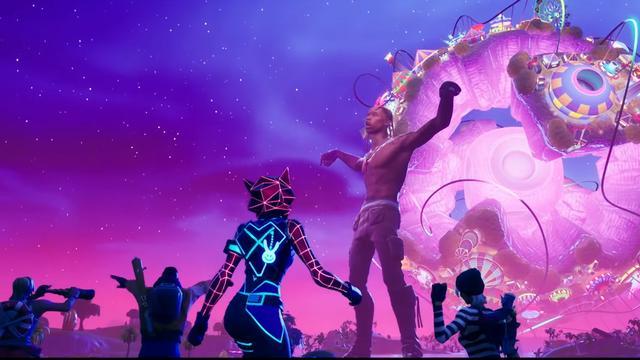 Schietspel Fortnite krijgt 'feestmodus' zonder wapens