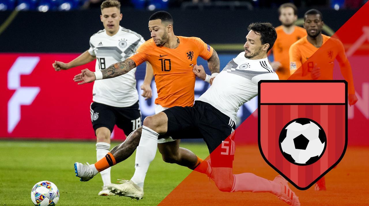 Vooruitblik: 'Oranje bij winst op Duitsland met half been op EK'