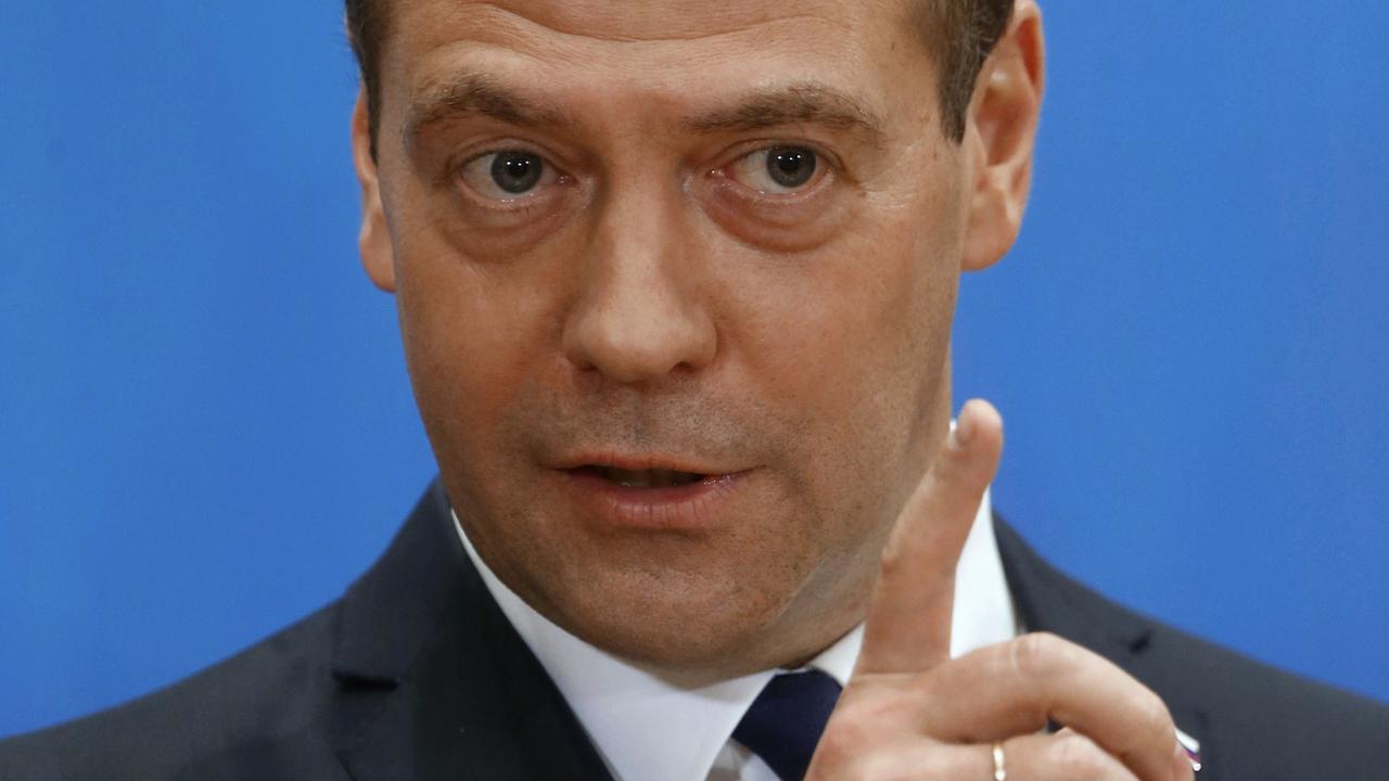Rusland waarschuwt Oekraïne na 'sabotage' op de Krim