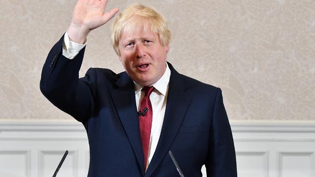 Johnson blijft topfavoriet na eerste stemronde voor nieuwe Britse premier