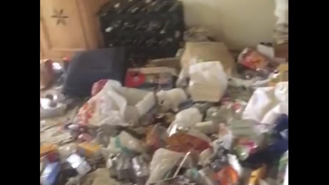 Politie Nieuw-West treft ernstig vervuild huis aan