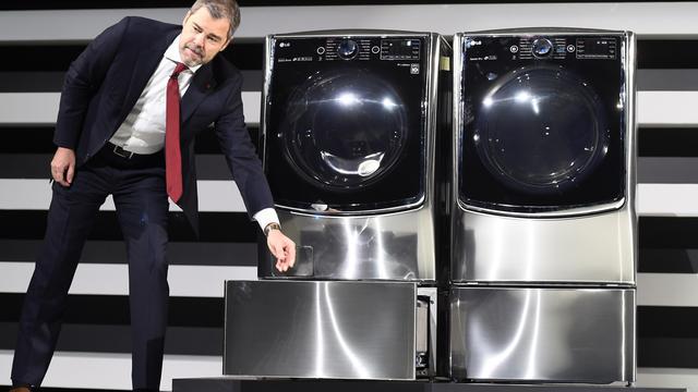 LG ziet huishoudelijke apparaten als nieuwe bron van winst