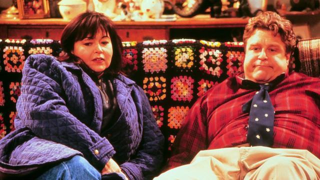 Serie Roseanne geannuleerd na racistische tweet Roseanne Barr