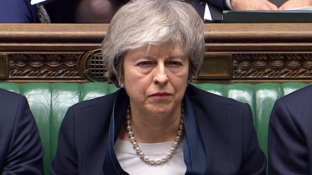 May wil toch terug naar Brussel om opnieuw te onderhandelen