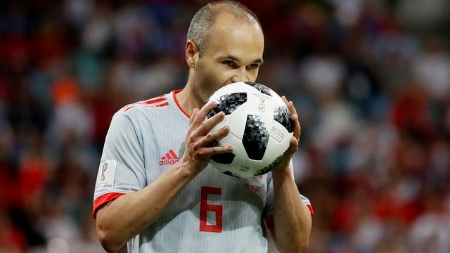 WK-programma 20 juni: Spanje torenhoog favoriet tegen Iran