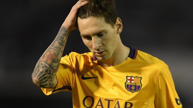 Iniesta heeft goede hoop op inzetbaarheid Messi tegen Real Madrid