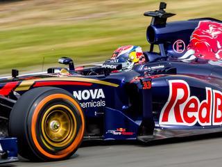 'Ik rij volgend jaar sowieso Formule 1'