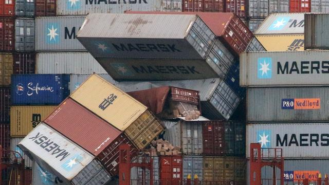 Inspectie gaat containerschepen extra controleren na ramp met MSC Zoë