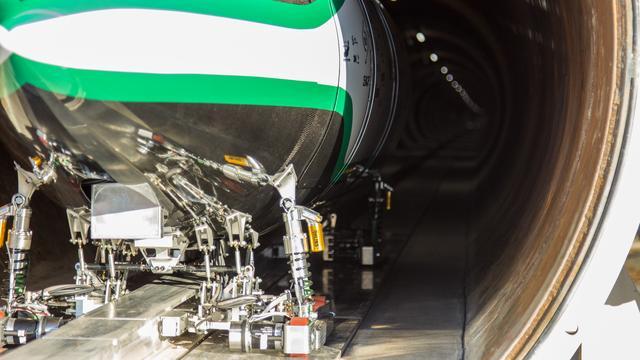 TU Delft wint prestigieuze Hyperloop-wedstrijd in VS