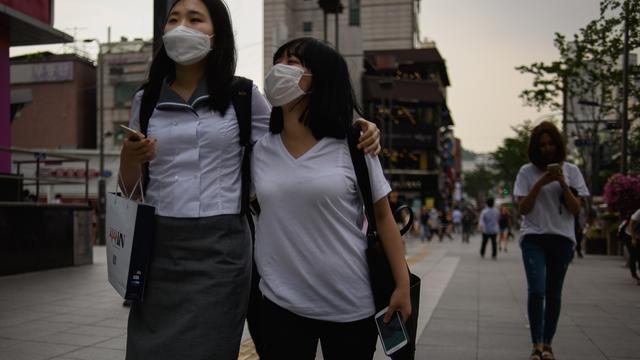 Toeristen Zuid-Korea krijgen gratis MERS-verzekering