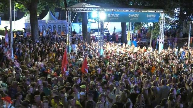 Duizenden wandelaars beginnen aan Nijmeegse Vierdaagse