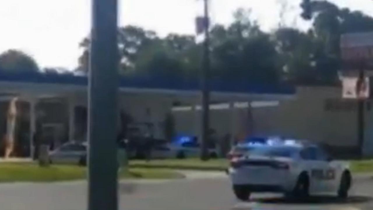 Agenten neergeschoten in Baton Rouge
