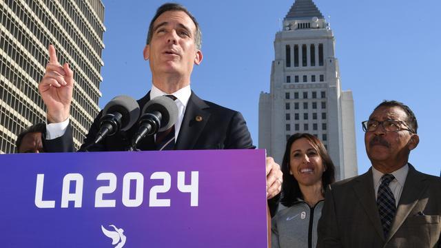 Inreisverbod kan volgens IOC-lid schadelijk zijn voor bid Los Angeles 2024