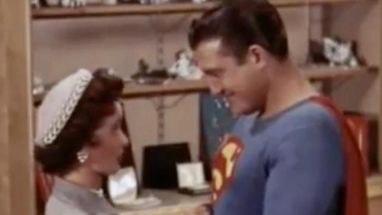 Noel Neill als Lois Lane in Superman