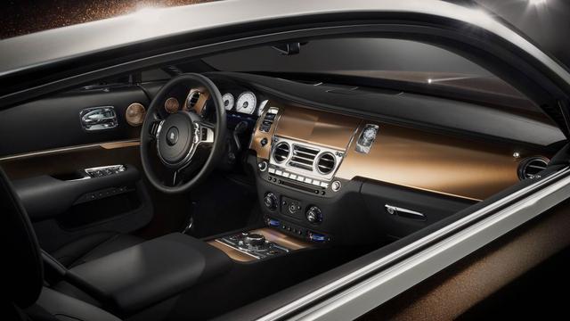 Rolls-Royce presenteert Wraith 'Inspired by Music'