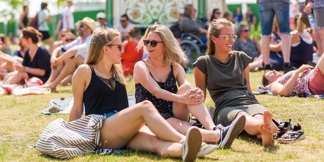 Kensington sluit in 2020 Utrechts festival Central Park af