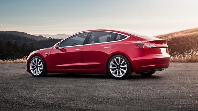 Tesla's krijgen accupakketten die 1,6 miljoen kilometer meegaan