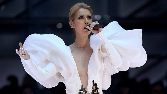 Céline Dion is het nieuwe gezicht van L'Oréal Paris