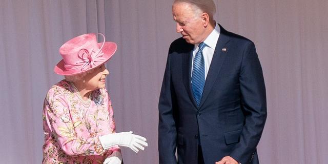 'The Queen' ontmoette in haar leven al dertien Amerikaanse presidenten