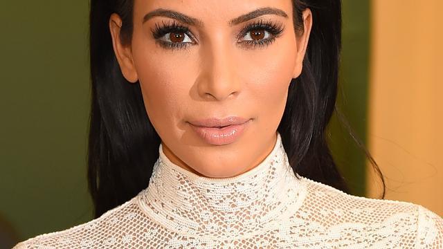 Kim Kardashian in verwachting van een zoon