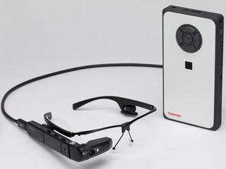 Bril ondersteunt videochat en toont documenten