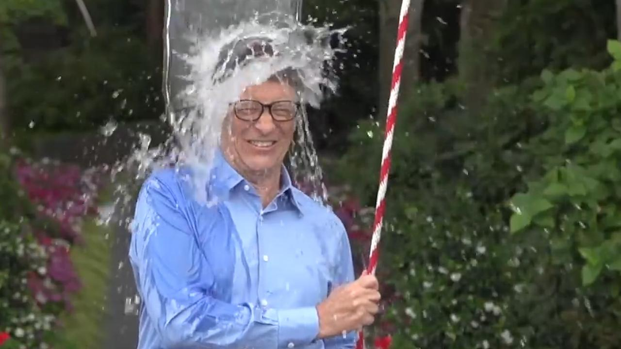 Beroemdheden delen video's van Ice Bucket Challenge