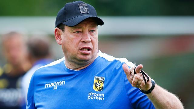 Slutsky denkt dat Vitesse ondanks thuisvoordeel moet oppassen voor Viitorul