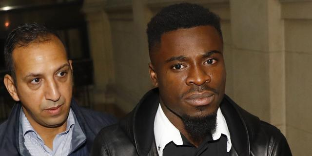 Celstraf voor PSG-verdediger Aurier na ruzie met agenten