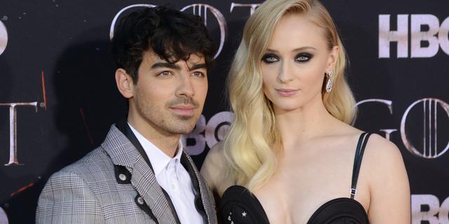 Sophie Turner en Joe Jonas 'opnieuw' getrouwd in Zuid-Frankrijk