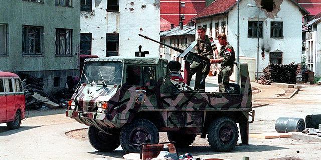 Dit gebeurde er tijdens de val van Srebrenica