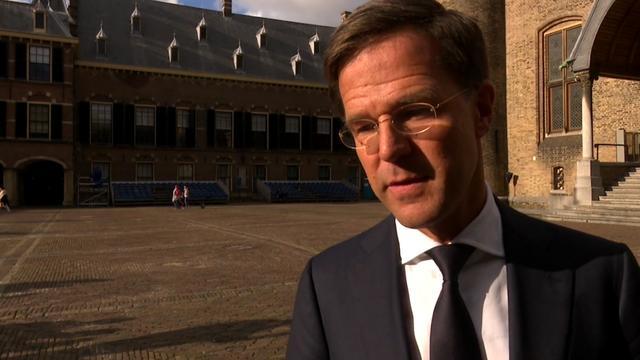 Rutte prijst moed en openheid Van der Laan na aftreden