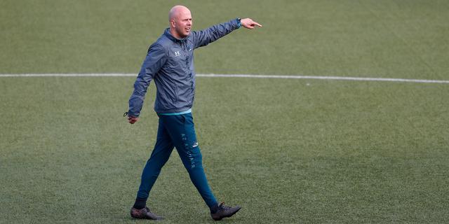 Nieuwe trainer Slot leidt op 21 juni eerste training bij Feyenoord